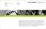 Webprojekt Justus Ammann