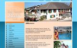 Webprojekt Hotel Krone Wiechs