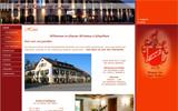 Webprojekt Hotel Löwen Schopfheim
