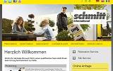 Webprojekt DMS Schmitt GmbH