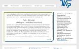 Wordpress Personalvermittlung WiP AG